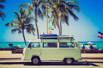 Klappmatratze Urlaub